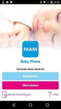 MAM Baby Phone poster
