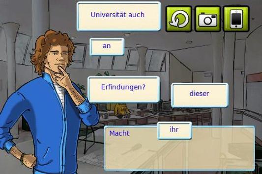 德語學習探險遊戲—星盤的秘密 screenshot 1