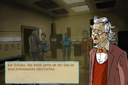德語學習探險遊戲—星盤的秘密 screenshot 2