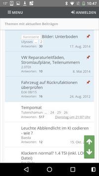 Golf6 Forum apk screenshot
