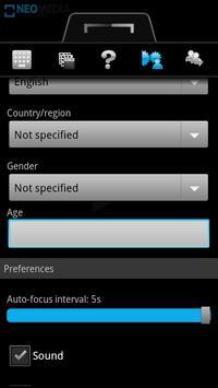 NeoReader QR & Barcode Scanner apk screenshot