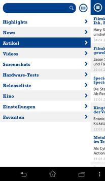 GameStar News apk screenshot
