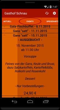 Gasthof Schnau apk screenshot