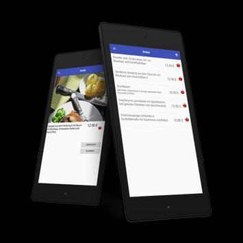 Gastro-App screenshot 1