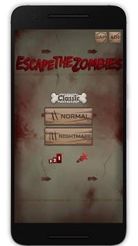 Escape Zombies poster