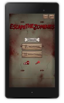 Escape Zombies screenshot 8