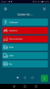 Gefahrenstellen im Straßenverkehr screenshot 2