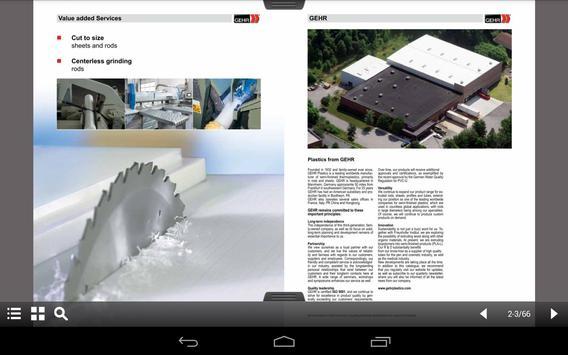 GEHR Flip-Book apk screenshot