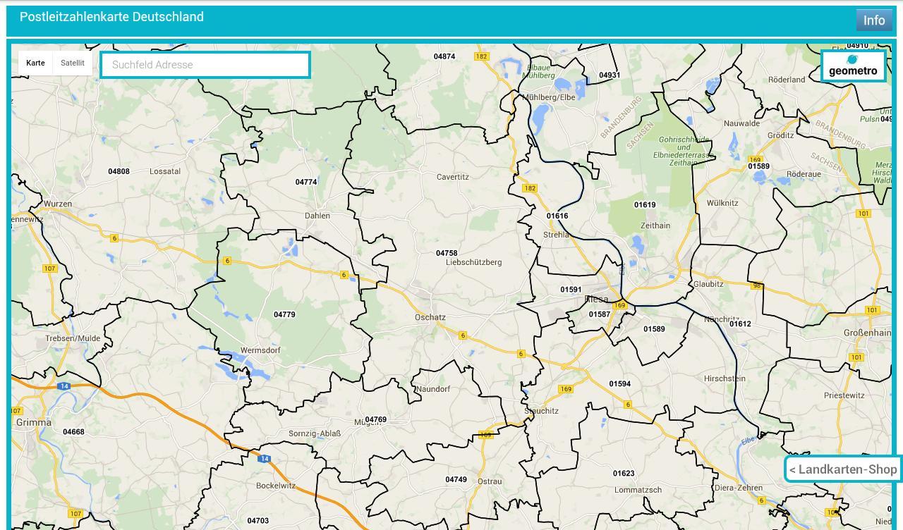Karte Plz.Plz Karte Deutschland For Android Apk Download