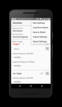WearRadar apk screenshot