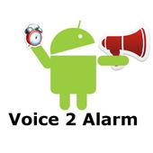 Voice 2 Alarm icon