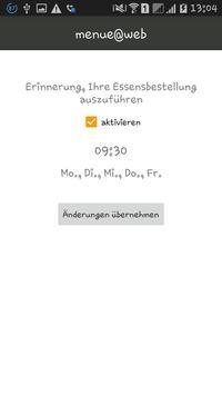 menue@web App apk screenshot