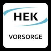 Die Vorsorge-App der HEK icon