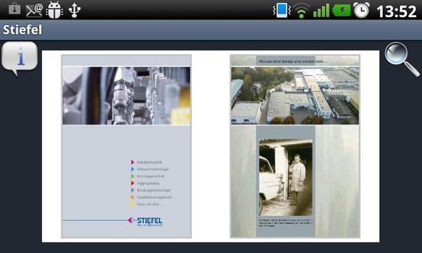 Stiefel eBook screenshot 3