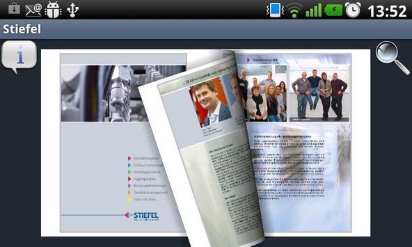 Stiefel eBook screenshot 4