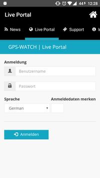 GPS-WATCH apk screenshot