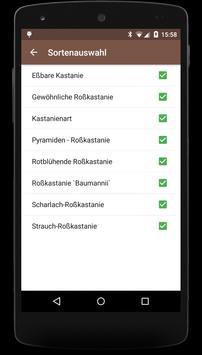 Kastanien App apk screenshot