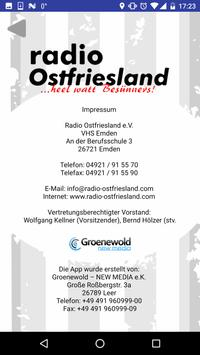 Radio - Ostfriesland apk screenshot