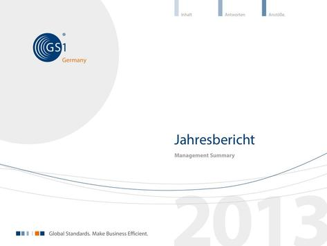 GS1 Germany Publikationen poster