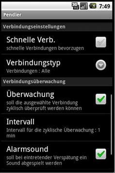 Pendler apk screenshot