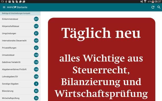 SteuerExpress apk screenshot