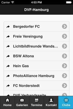 DVF Hamburg apk screenshot