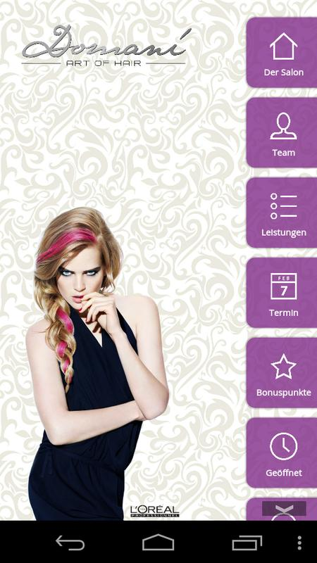 Domani Art Of Hair Apk Download Free Shopping App For Android