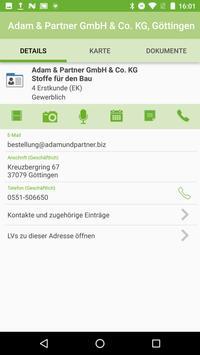 DATAflor CONNECT screenshot 2