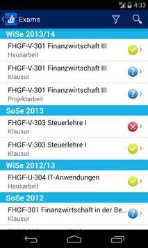 Campusmanagement Uni Paderborn apk screenshot