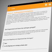 Datenschutz-Audit icon