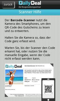 DailyDeal Partner screenshot 1