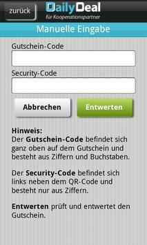 DailyDeal Partner screenshot 2