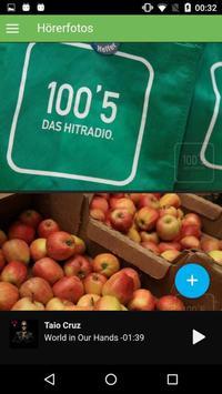 100'5 DAS HITRADIO screenshot 2