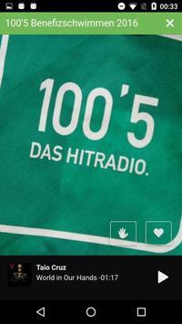 100'5 DAS HITRADIO screenshot 3
