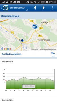 Weserbergland-App apk screenshot