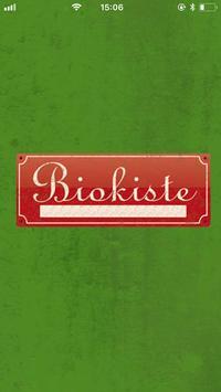 Biokiste poster