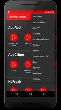 Soundboard Deutsche Youtuber apk screenshot
