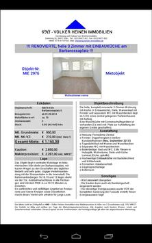 Volker Heinen Immobilien apk screenshot