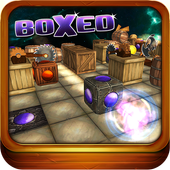 Boxed! - 3D Puzzle icon