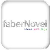 faberNovel Ideas with legs icon