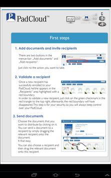 faberNovel Ideas with legs apk screenshot
