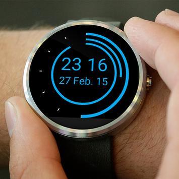 Circular Watchface apk screenshot