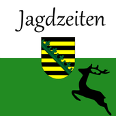 Jagdzeiten Sachsen icon