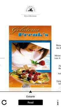Frenks Restaurant GmbH apk screenshot
