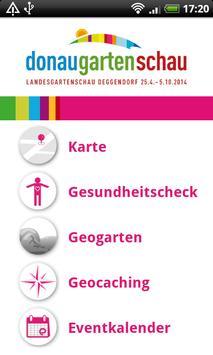 Landesgartenschau Deggendorf poster