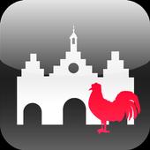 Frankfurt im Mittelalter icon