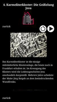 Frankfurt im Mittelalter screenshot 1