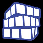 Rubik's Cube OLL/PLL Trainer icon