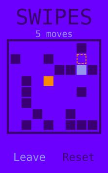 Swipes - Endless Puzzle Game apk screenshot