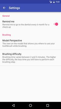 DentalCluj Brush Assistant screenshot 3